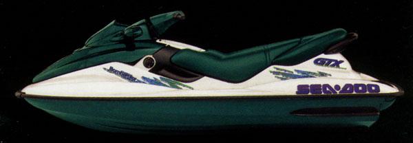 1997 Seadoo Gtx >> 1997 Sea Doo Gtx Watercraft
