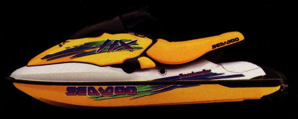 1996 Seadoo Xp >> RESTO 97 HX resto: The Keeper - Seadoo Forums
